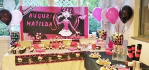 Festa Monster High Matilda