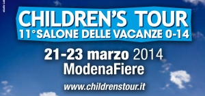 Arriva il Children's Tour di Modena!