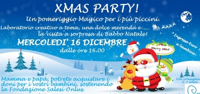 Christmas Party - secondo appuntamento