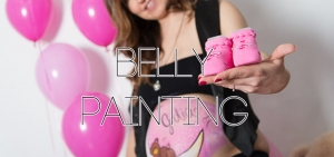 Belly Paiting con Baby Planner Italia!